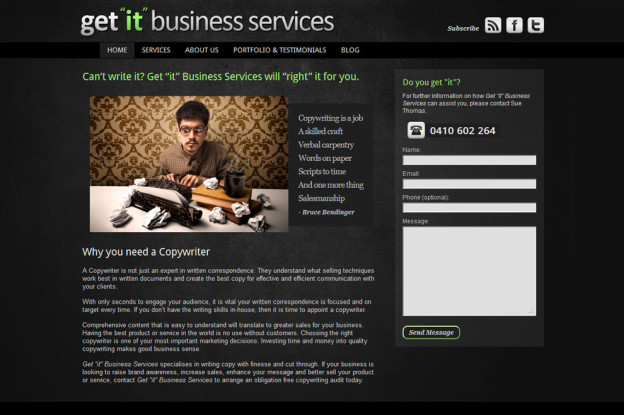"Get ""it"" Business Services"