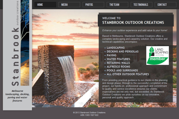 Stanbrook Outdoor Creations
